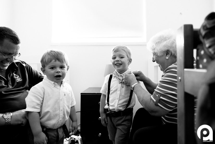These 2 twin boys were so much fun & had loads of style! Loved every minute.