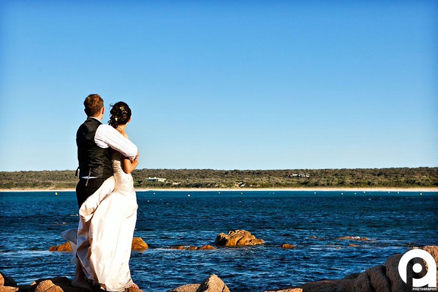 Perth Wedding | Jen & Aaron | Halcyon Bay, Dunsborough, WA