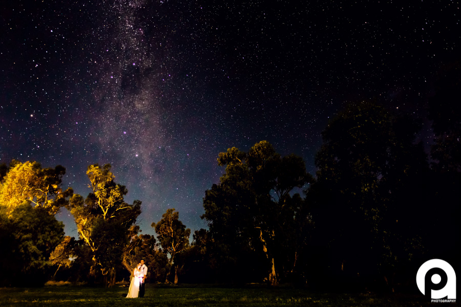 Milky Way Wedding Photo | Wedding Photography Sydney | Kim & Cam