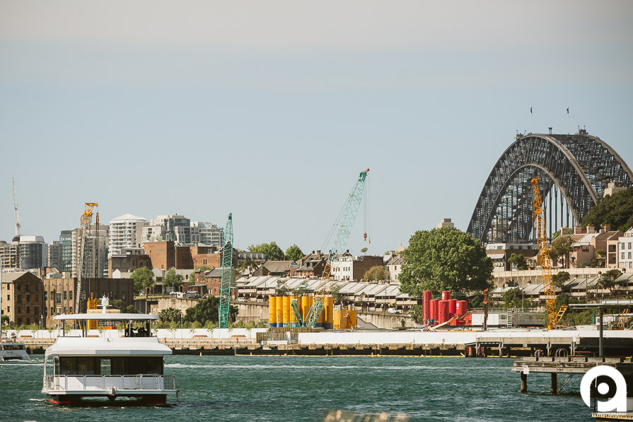 Karisma Cruises arriving in Sydney Harbour